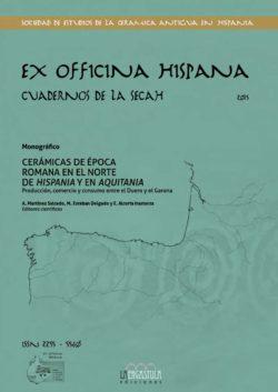 Ex Officina Hispana - Cuadernos de la SECAH 2 - Tomo I